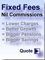 Fixed Fee Nil Commission Advice Quotes