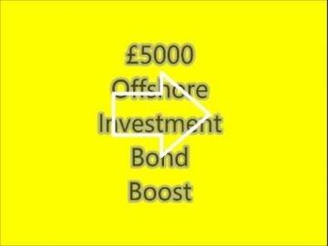 offshore investment bond hmrc self